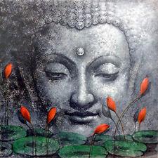 DIY Diamond Painting Buddha head Lotus Flower Full drill Fashion Handicraft 6133