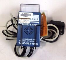 Bed Check Classic Check Bed Alarm with Wire Holster & Power Supply