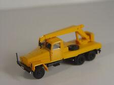 IFA G5 Kranwagen LKW - Herpa  HO 1:87 Modell 308113 #E
