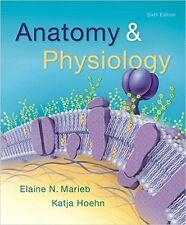 Anatomy & Physiology 6th Edition by Elaine N. Marieb (New US Looseleaf edition)