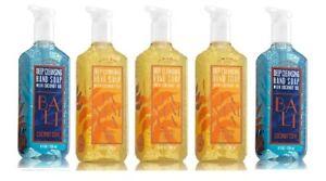 Bath & Body Works Deep Cleansing Soap x5 Jamaica Pineapple Colada & Bali Coconut