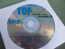 Top Tunes TTTP-03 Karaoke CDG ( Rock, Pop, Country)