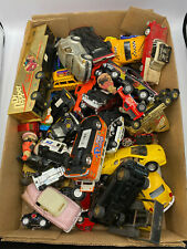 Huge Lot 11 Lbs Of Diecast Various Scales & Conditions Solido Road Champs Ertl