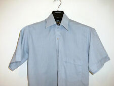 Tailored 100% Cotton Vintage Casual Shirts & Tops for Men