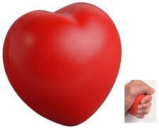 Antistress in gomma a forma di cuore ottimo per scaricarsi