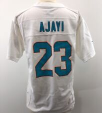 Miami Dolphins Jersey Ajayi White 23 size Youth L