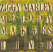"""ZIGGY MARLEY AND THE MELODY MAKERS """"LIVE VOLUME 1"""" - CD"""