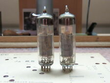 Matched Pair ECL82 Lorenz # near NOS # test: >110% # used for a few hours (4019)