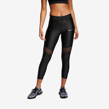 NIKE Power Speed 7/8 Tights Women's Running Training Tight Fit Tights Ladies