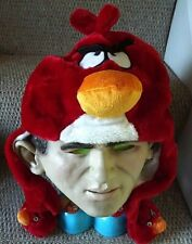 10 Angry birds hat