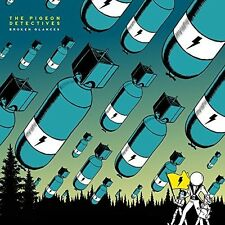 The Pigeon Detectives - Broken Glances [New CD] UK - Import
