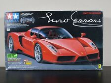 Rare NEW in open Box Tamiya 1/10 R/C ENZO FERRARI # 58298 TB-01 Chassis