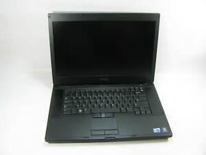 """Dell E6510 15.5"""" Laptop 2.53 GHz i5-M 540 4GB RAM (Grade B No Battery, Webcam)"""