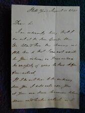 More details for frederick duke of york excellent autograph letter signed 1818
