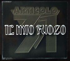 Articolo 31 – Il Mio Fuoco Cd Single NM Crime Squad  1994