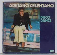 ADRIANO CELENTANO Disco Dance LP VINYL 33T Vinyle Disque 913 129 France