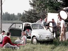 Fiat Cinquecento 1957 - Fiat Nuova 500 1957 –introduction new Model Year–photo 3