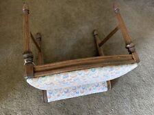 Antique Sligh Vanity Chair stool furniture
