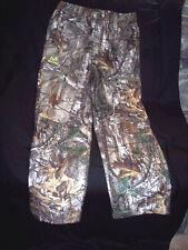 Boys Camo Pants XL Realtree Camo Rain Pants Real Tree Camo Pants Scent Control