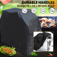 """BBQ Gas Charbroil Weber Grill Cover 70"""" Barbecue Heavy Duty Waterproof Outdoor"""