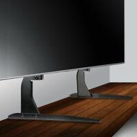 22-65inch Flat Screen TV Stand Adjustable Height Desktop Table Top Mount Bracket