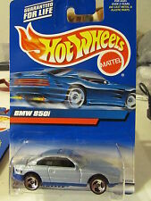 Hot Wheels BMW 850i Blue
