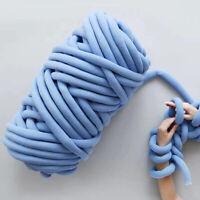 4.5cm Grob Wolle Linie Ball Cored cotton250g Arm Weben Kissen Teppich Waschbar
