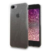 Urcover® Apple iPhone 7 Plus Schutz Hülle Glitzer Soft Case Cover Tasche Etui