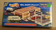 Hot Wheels Walmart Playset With Truck MIB 1991 NEW Extremely Rare