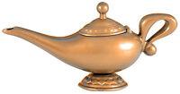 GENIE LAMP ALADDIN PRINCE MAGICAL MAKE A WISH COSTUME PLASTIC PROP DECORATION