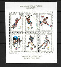Malagasy,1990,Olympic,collective,MNH