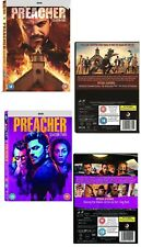 PREACHER 1+2 2016-2017 Action, Fantasy, Drama TV Season Series NEW UK DVD not US