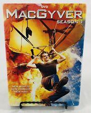 MacGyver Season 1 Dvd Set - New and Sealed