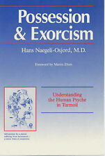 Possession and Exorcism, Naegeli-Osjord, Hans, Good, Paperback