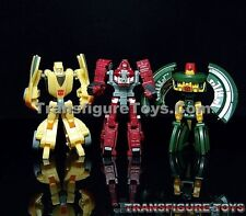Transformers Takara Classic Henkei C-19 C19 Minibot Minibots SPY team MISB