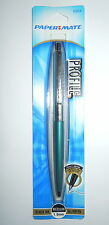 Papermate 14264 Profile Pen Teal (Regular) Not Slim- Black Ink Medium Ball Point
