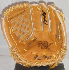 TOMMY HANSON SIGNED AUTOGRAPHED RAWLINGS MINI GLOVE ATLANTA BRAVES ANGELS