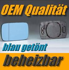 spiegelglas außenspiegel BMW 3er E46 Coupe/Cabrio 1998-2005 sport rechts