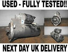 VW LT VAN STARTER MOTOR 2.5 2.8 1999-2006 BOSCH 0001125518 FULLY WORKING