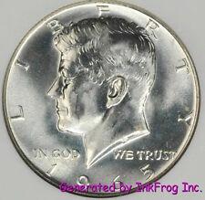 1965 Kennedy Half Dollar Gem Bu from SMS set