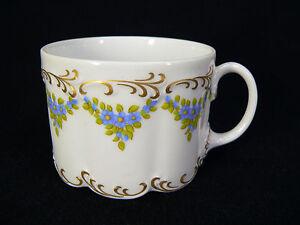 RosenthalMonbijou Eosander Teetasse / Vergissmeinnicht