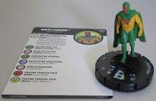 Anti-vision 014 Avengers Infinity Marvel Heroclix