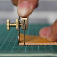 Accessoire Maroquinerie 2 FERMOIRS TOURNIQUET 2 Pièces Cuivré 30 X 30 mm NEUF