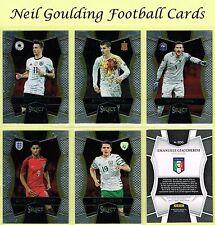 Panini SELECT SOCCER 2016-2017 'Mezzanine' Base Football Cards #101 to #200