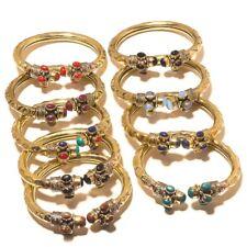 Wholesale Free Shipping Bracelet Cuff Tibetan Silver Brass Jewellery