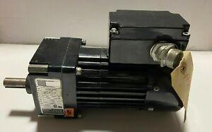 Bodine Gearmotor 34R6BFCI-W2 115v 1/9 HP 310 RPM Single Phase Gear-Motor