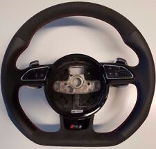 Audi RS3 original Wildleder Lenkrad Sportlenkrad A3 S3 8V neu steering wheel
