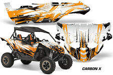 UTV Decal Graphic Kit Side By Side Wrap For Yamaha YXZ 1000R 2015-2018 CARBONX O