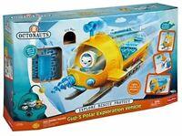 Fisher-Price Octonauts Children's Gup - S Polar Exploration Vehicle
