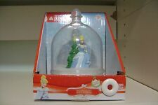 Disney Cinderella Christmas Classics Color Lights & Music Globe New Gemmy 2013